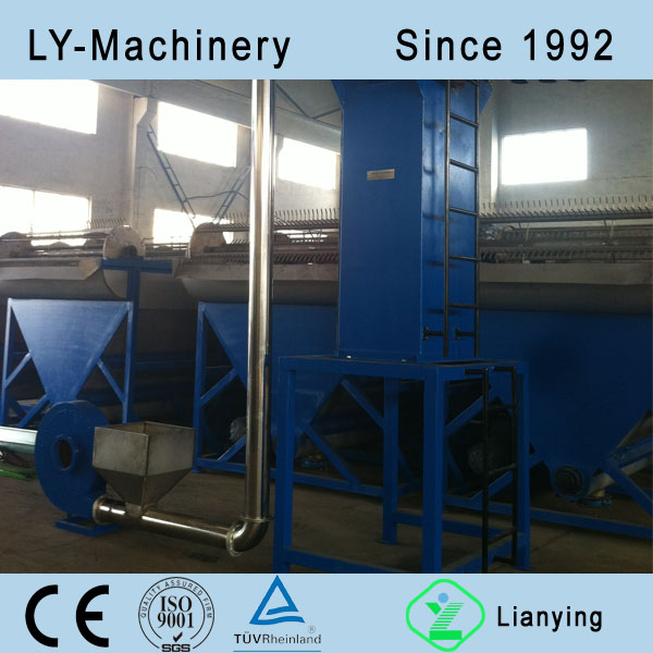 PET Label Suction Machine